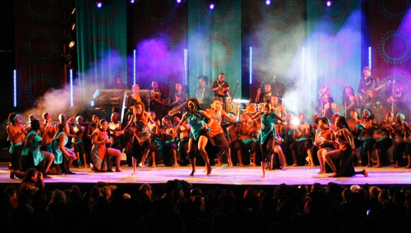 A Show of Spirit - HIFA 2012 Opening