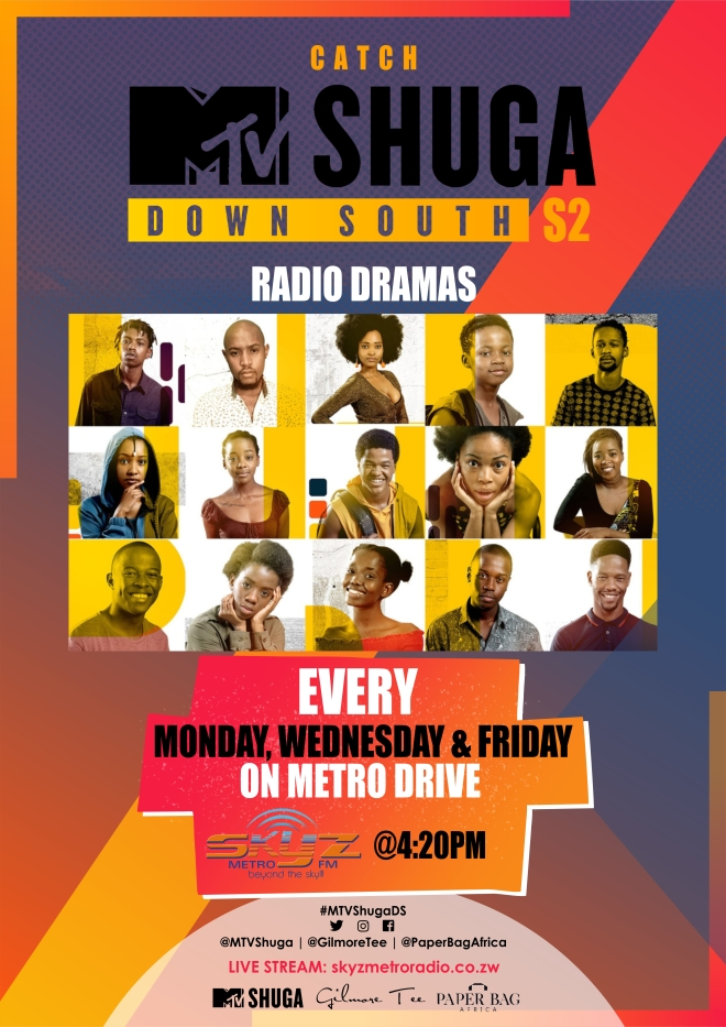 MTV Shuga on Skyz Metro FM