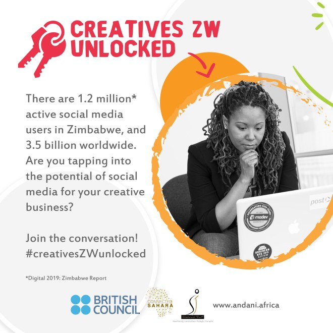 Post1 CreativesZWUnlocked_digital reach