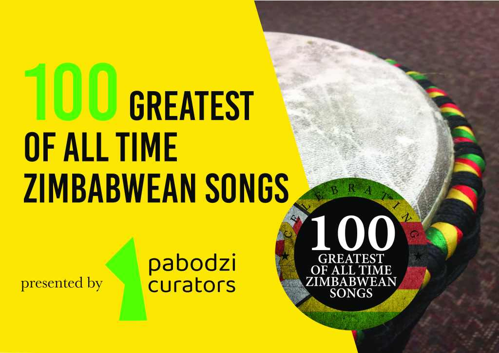 100 Greatest Of All Time Zimbabwean Songs