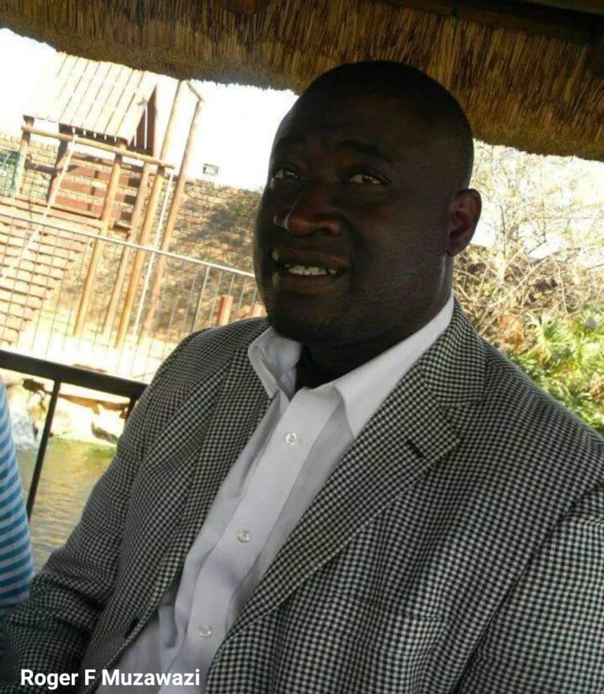 Roger Muzawazi
