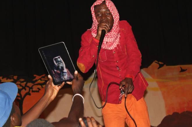 Zimdancehall artist _ Mutare _ pic _ Plot Mhako