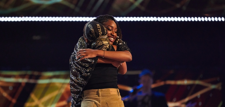 Its a Zimbo! THE VOICE UK 2020 Winner – earGROUND